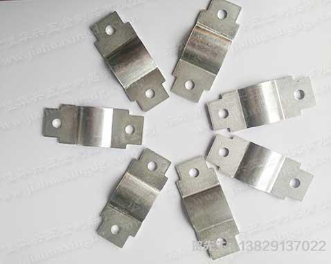 Aluminum soft connection